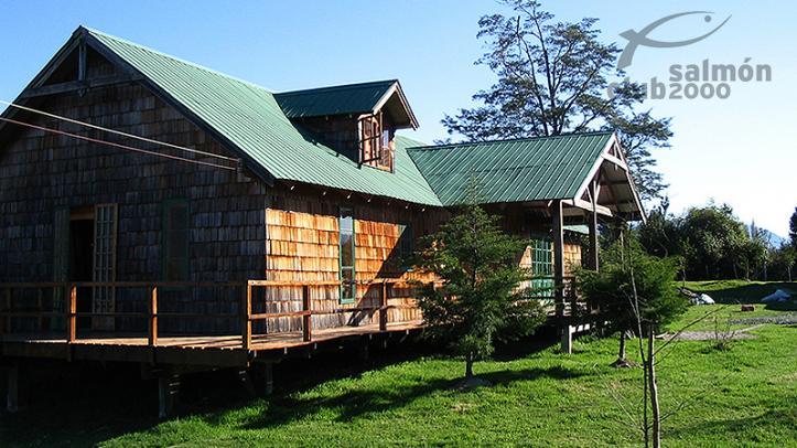 Vista al Victoria Lodge