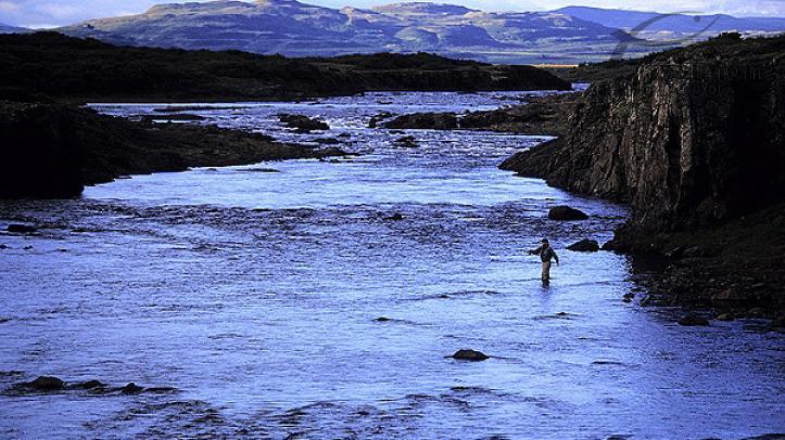 Pesca en Río Langa