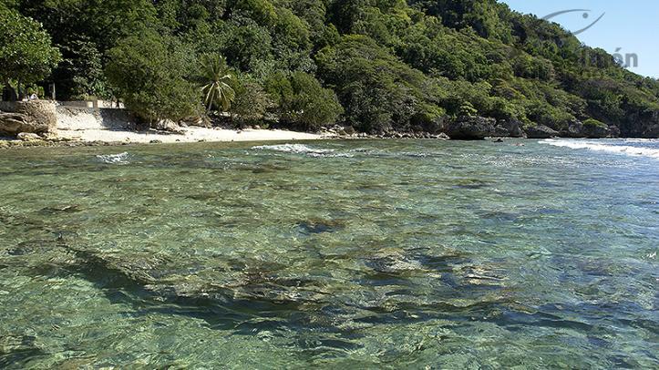 Playa de Christmas Island