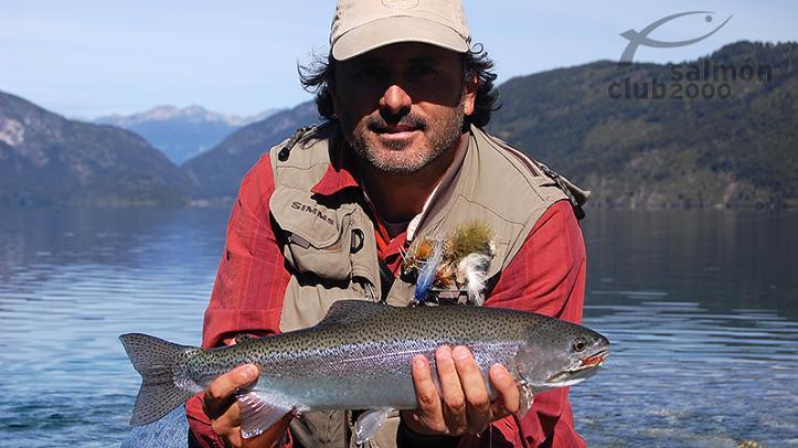 Pesca con Llanada Grande Lodge en Patagonia Chilena