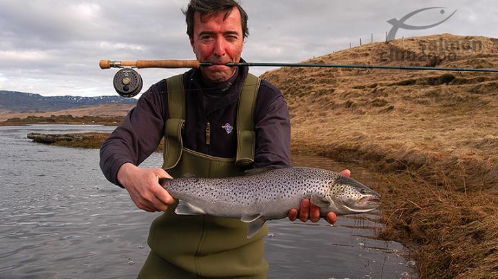 Pesca en el Río Tungulaekur