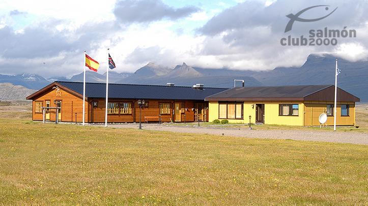 Lodge del Río Breiddalsá