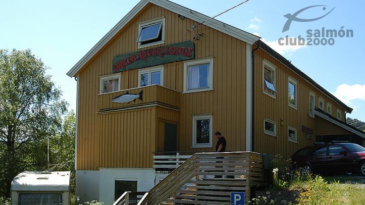Orkla River Lodge