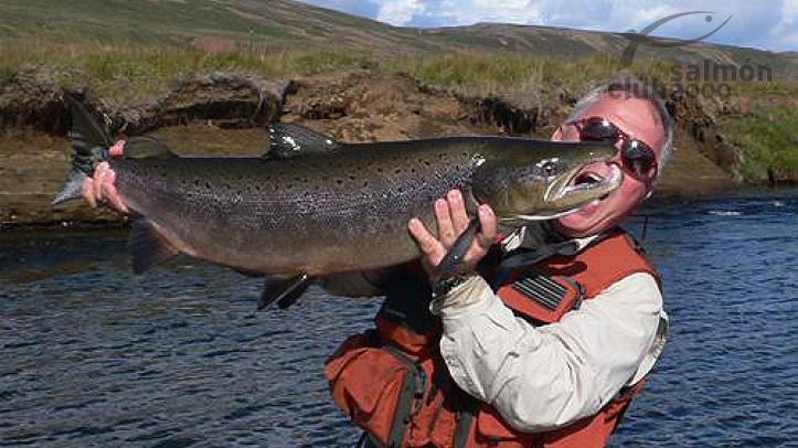 Pesca en Río Hofsá