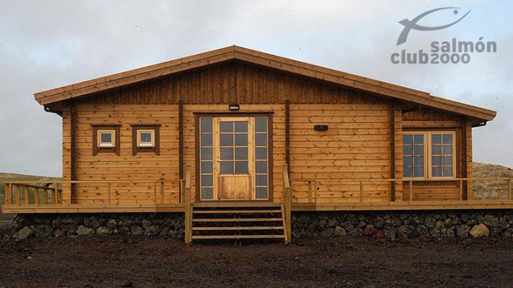 Lodge del Río Grenlaekur