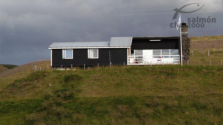 Lodge del Río Hrútafjardará