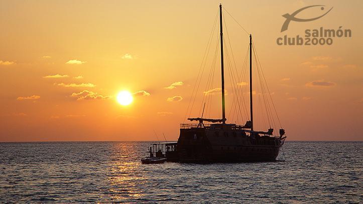 Crucero de pesca en el Archipiélago de Maldivas