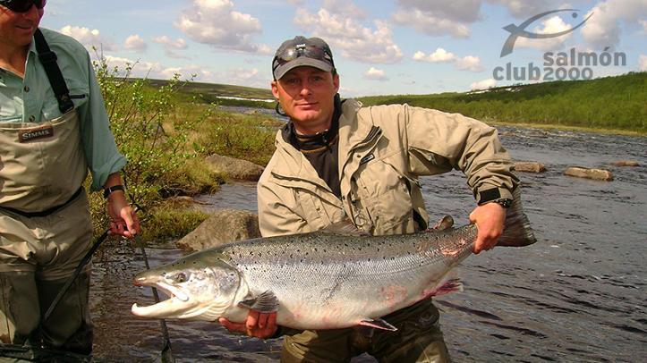 Pesca Rusia