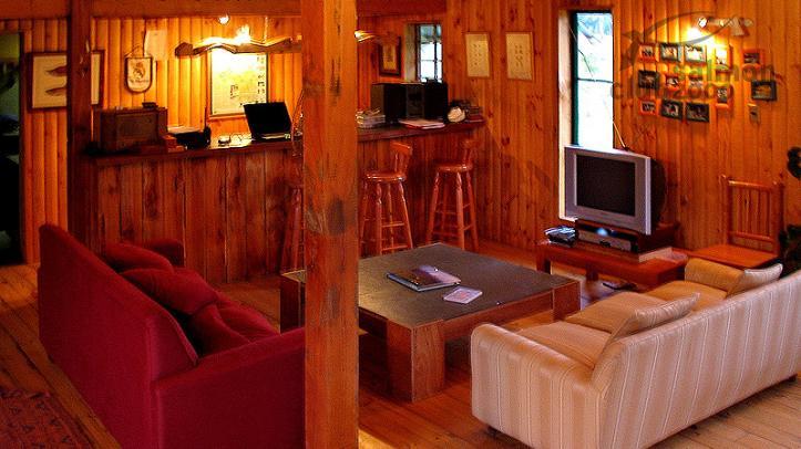 Quincho del Victoria Lodge