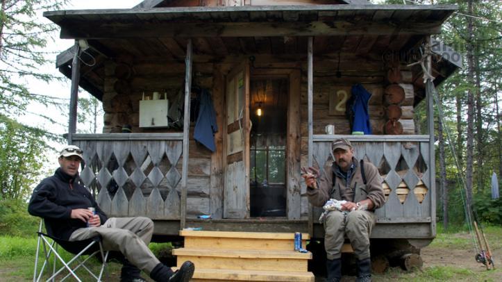 7 cabañas para 2 personas en Ekaterina Lodge