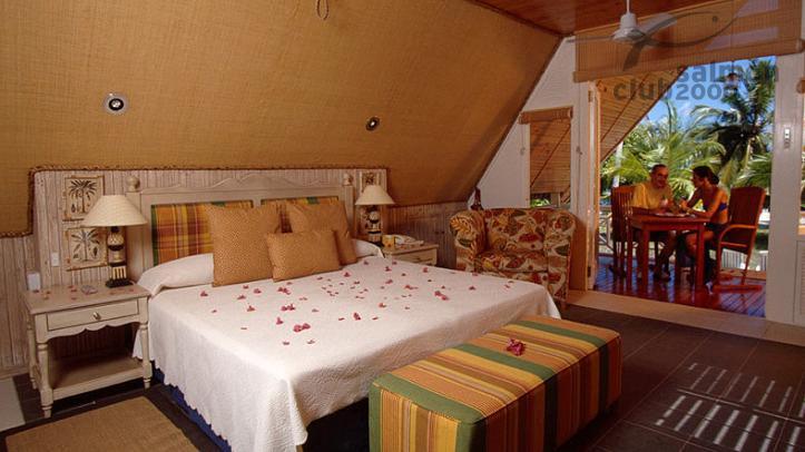 Habitación en el Alphonse Island Resort