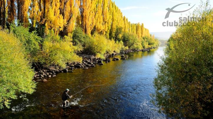 Río en Northern Rivers Argentina