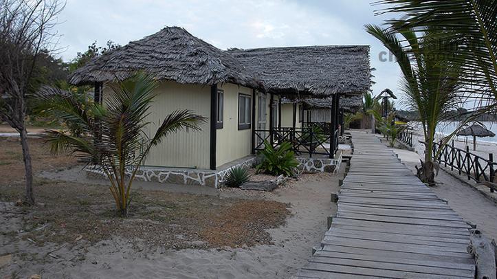 Lodge de la Costa Sur de Tanzania