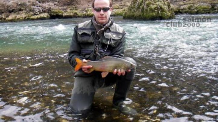 Pesca Eslovenia