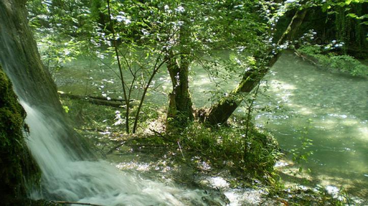 Río Gradac Serbia
