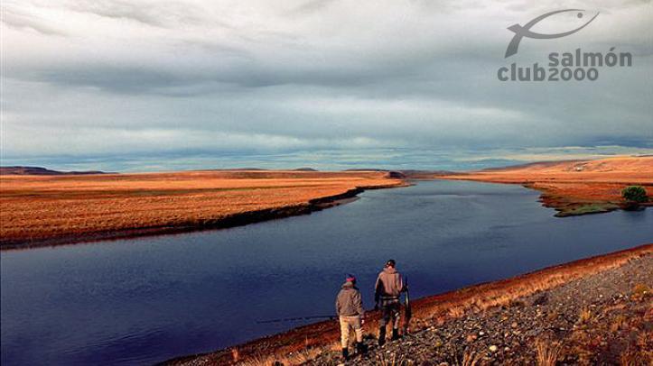 Pesca en Río Gallegos