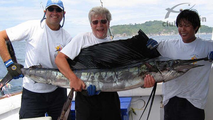 Pesca en Phuket y alrededores