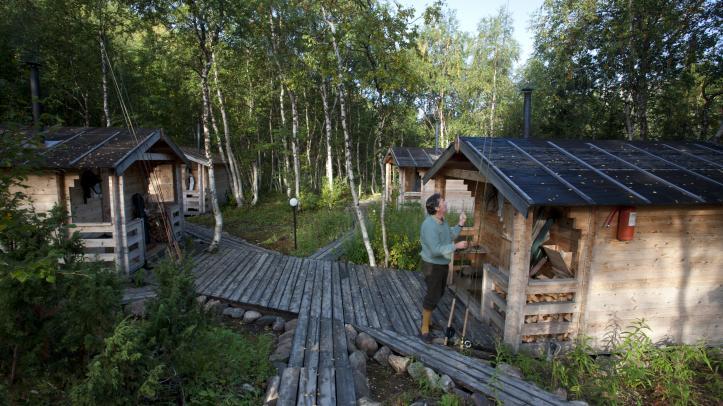 Pesca en Rusia Ponoi