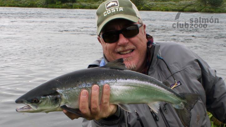 Pesca Ranga Islandia
