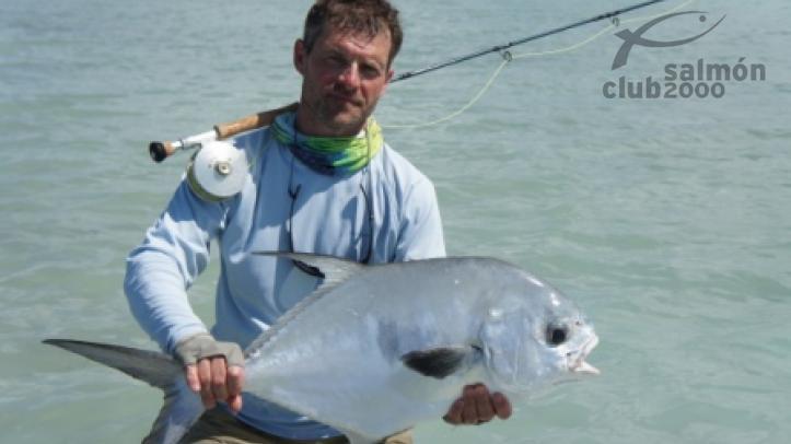 Pesca en Punta Allen