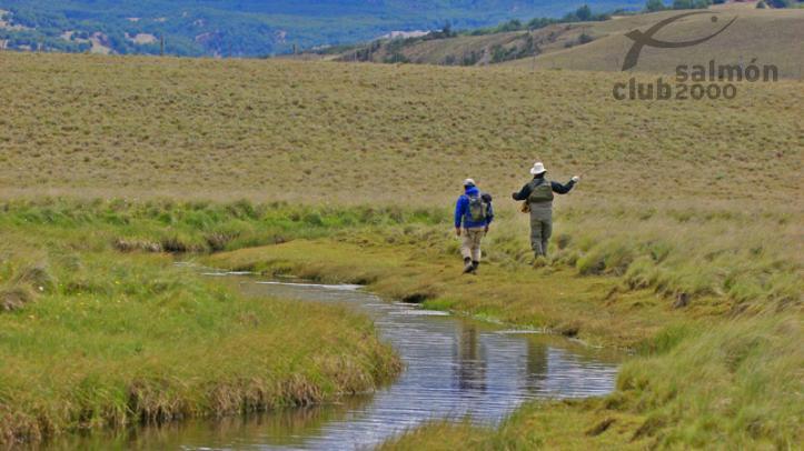 Arroyos y Ríos de Escocia
