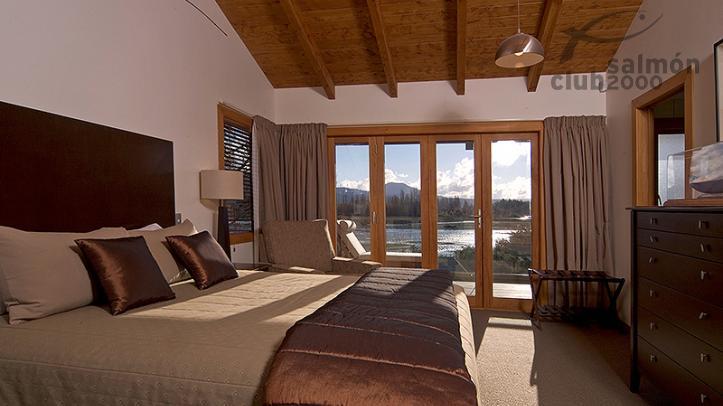 Habitación del Chalet de 1 habitación en Tongariro Lodge