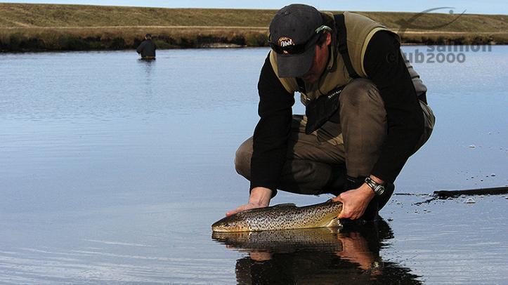 Pesca en Rio Grande