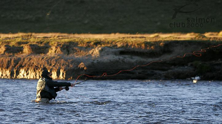Pesca en Río Grande