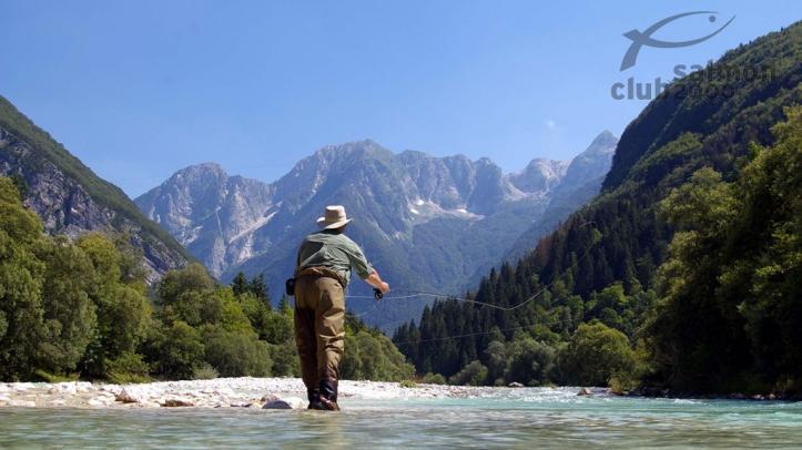 Pesca en Eslovenia