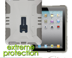Funda iPad 5 impermeable protector