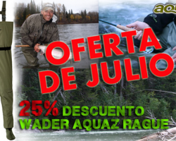 Oferta vadeador Aquaz