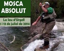 Alta competión pesca mosca catalana